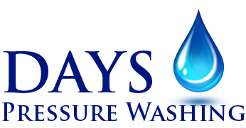 Days Pressure Washing Logo