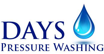 Days Pressure Washing Logo