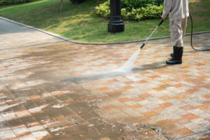 Easley pressure washing